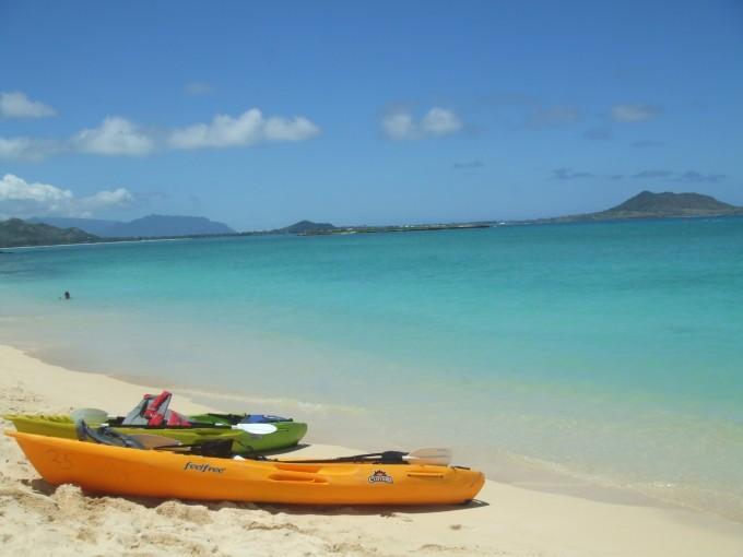 見たら絶対行きたくなる!全米No.1、「天国の海」の名にふさわしい美しさを持つラニカイビーチ